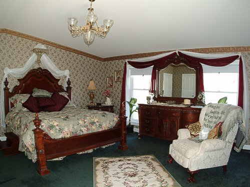 hocking hills bed and breakfast